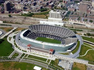 Le Soldier Field