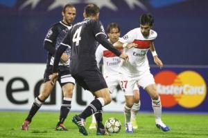 Photo Ch. Gavelle, psg.fr (image en taille et qualité d'origine: http://www.psg.fr/fr/Actus/105003/Galeries-Photos#!/fr/2012/2504/31607/match/Zagreb-Paris-0-2/Zagreb-Paris-0-2)