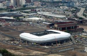 La Red Bull arena