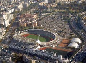 Le stade Charléty