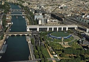 Le Palais Omnisport Paris Bercy