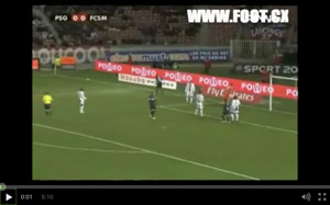 0910_PSG_Sochaux_video