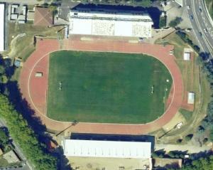 Vue aérienne du Stade Jean-Dauger