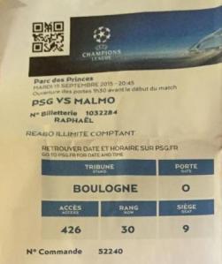 1516_PSG_Malmo_billet