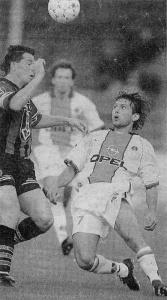 Léonardo faisait ses grands débuts sous le maillot parisien (O. Boitet)