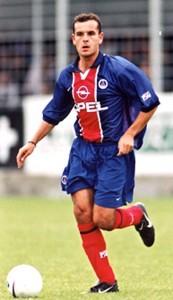 Les dirigeants et les supporters placent beaucoup d'espoirs en Nicolas Ouédec, ancien nantais en provenance de l'Espanyol...