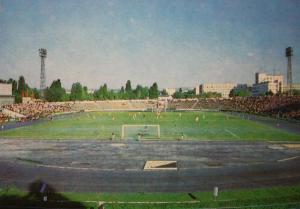 Le stade Lokomotiv