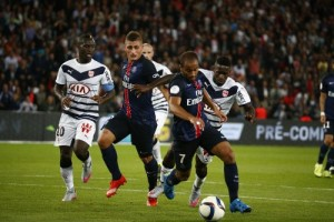 Photo Ch. Gavelle, psg.fr (image en taille et qualité d'origine: http://www.psg.fr/fr/Actus/105003/Galeries-Photos#!/fr/2015/3146/53320/match/Paris-Bordeaux-2-2/Paris-Bordeaux-2-2)