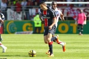 Photo Ch. Gavelle, psg.fr (image en taille et qualité d'origine: http://www.psg.fr/fr/Actus/105003/Galeries-Photos#!/fr/2010/2050/25625/match/Brest-PSG/Brest-PSG-2-2)