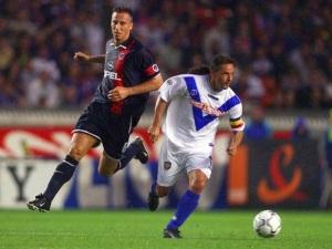 Frédéric Dehu face à Baggio