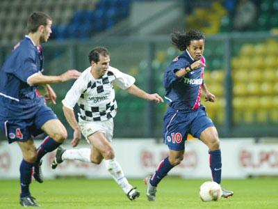 Maillot FC Porto D. Bessa