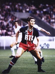 Le défenseur niçois Henri Zambelli (archives MK)