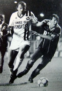 Luis Fernandez à la lutte avec Jeannol