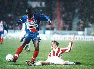 George Weah (X. Cotentin)
