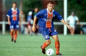 Le jeune Marko Pantelic