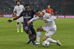 Serge Aurier aura bien contenu Ronaldo