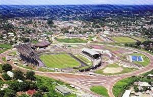 Le stade Omar-Bongo