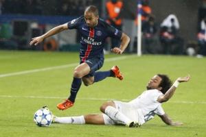 Photo Ch. Gavelle, psg.fr (image en taille et qualité d'origine: http://www.psg.fr/fr/Actus/105003/Galeries-Photos#!/fr/2015/3391/54461/match/Paris-Real-Madrid-0-0/Paris-Real-Madrid-0-0)