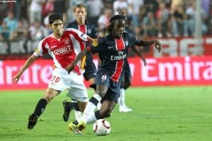 Photo Ch. Gavelle, psg.fr (image en taille et qualité d'origine: http://www.psg.fr/fr/Actus/105003/Galeries-Photos#!/fr/2010/2105/23582/match/FC-Seville-PSG/Seville-PSG-0-1)