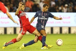 Photo Ch. Gavelle, psg.fr (image en taille et qualité d'origine: http://www.psg.fr/fr/Actus/105003/Galeries-Photos#!/fr/2012/2535/32591/match/Lekhwiya-Paris-1-5/Lekhwiya-Paris-1-5)