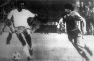 Jacky Novi, l'ancien marseillais, met la pression sur Paulo Cesar (archives MK)