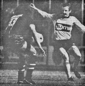 Ramon Herdia face au Polonais Seweryn (P. Milhiet)