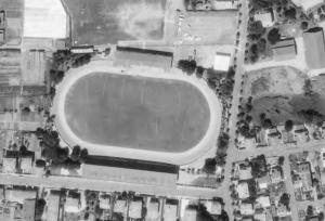 Vue aérienne du Parc des Sports de Sapiac