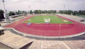 Le stade de Grandmont