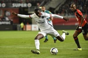 Photo Ch. Gavelle, psg.fr (image en taille et qualité d'origine: http://www.psg.fr/fr/Actus/105003/Galeries-Photos#!/fr/2015/3153/54731/match/Rennes-Paris-0-1/Rennes-Paris-0-1)
