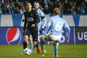 Photo Ch. Gavelle, psg.fr (image en taille et qualité d'origine: http://www.psg.fr/fr/Actus/105003/Galeries-Photos#!/fr/2015/3393/55282/match/Malmo-Paris-0-5/Malmo-Paris-0-5)