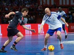 Jérémy Clément face à Zidane