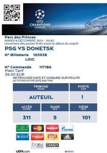 1516_PSG_ShakhtarDoniesk_billet