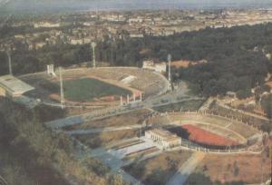 Le stade Vasil-Levski