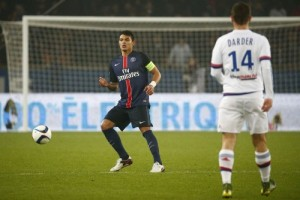 Photo Ch. Gavelle, psg.fr (image en taille et qualité d'origine: http://www.psg.fr/fr/Actus/105003/Galeries-Photos#!/fr/2015/3159/55730/match/Paris-Lyon-5-1/Paris-Lyon-5-1)
