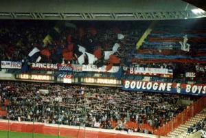 ... et le Kop de Boulogne (Mouvement Ultra)