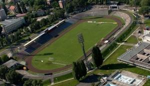 Le stade Vasas