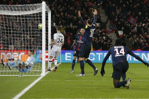 PSG – Angers 5-1, 23/01/16, Ligue 1 15-16 | Archives Paris ...