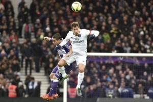 Photo Ch. Gavelle, psg.fr (image en taille et qualité d'origine: http://www.psg.fr/fr/Actus/105003/Galeries-Photos#!/fr/2015/3162/56623/match/Toulouse-Paris-0-1/Toulouse-Paris-0-1)