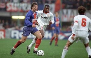 David Ginola marqué par Desailly