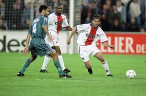 Duel entre Léonardo et Guardiola