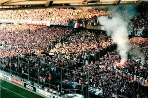 Si les parisiens ont perdu sur le terrain, ils auront -largement- gagné dans les tribunes