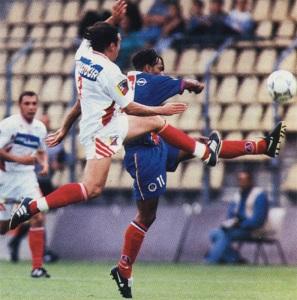 Patrice Loko à la lutte
