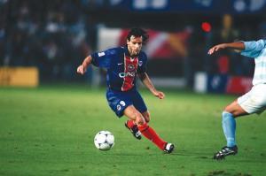 Marco Simone, unique buteur du match