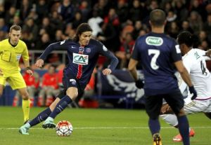 Photo O. Lejeune, Le Parisien (image en taille et qualité d'origine: http://www.leparisien.fr/psg-foot-paris-saint-germain/en-images-coupe-de-france-le-psg-inarretable-10-02-2016-5533053.php)