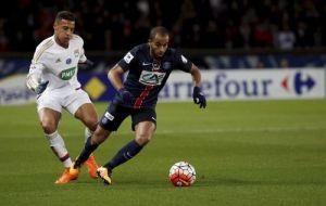 Psg lyon 3 0 10 02 16 coupe france 15 16 archives paris football - Coupe de france psg lyon ...