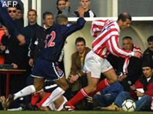 Zidane balle au pied