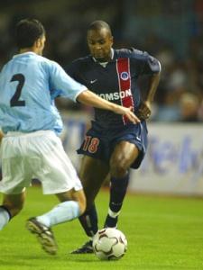 Didier Domi face à Velasco