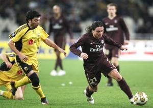 Cristian Rodriguez balle au pied