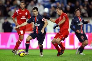 Pedro Pauleta aura égalisé à 2-2, en vain...