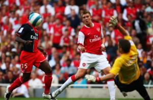 Tentative de Bendtner